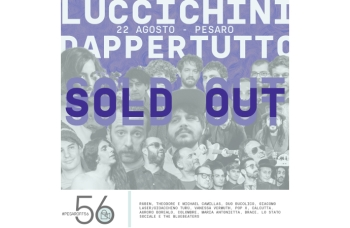 "56° Mostra Internazionale del Nuovo Cinema: Sold Out per ""Luccichini Dappertutto"""