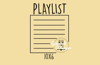 Speciale Flanger: playlist 10x6