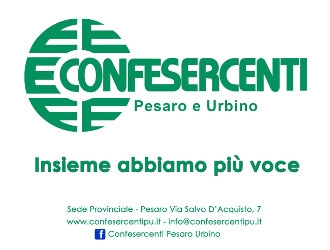 Confesercenti Pesaro-Urbino