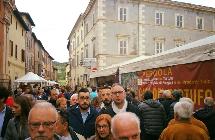 Fiera Nazionale del Tartufo di Pergola: sold-out!