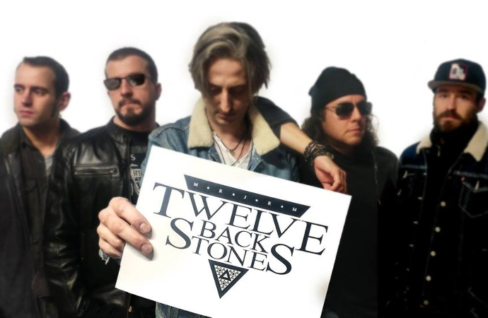 Twelve Back Stones, nuovo album in arrivo e preview live al Prima Hangar